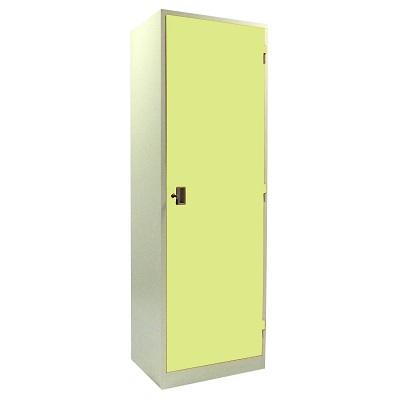 ตู้เหล็กเก็บของทำความสะอาด เขียว+ขาว เวลโก WCAB02