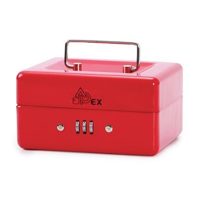 ตู้เซฟ หมุนรหัส แดง เอเพ็กซ์ ACB-002