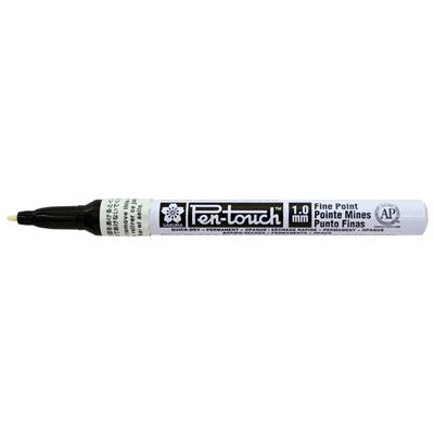 ปากกาเพ้นท์ 1 มม. ขาว ซากุระ XPMK-42300