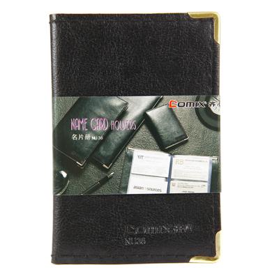 สมุดเก็บนามบัตร โคมิค NU36