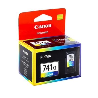 ตลับหมึกอิงค์เจ็ท สี Canon CL-741XL
