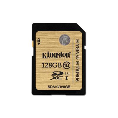Kingston SDXC UHS-I Ultimate Class10 เมมโมรี่การ์ด 128 GB