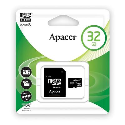 Apacer Micro SDHC Class 4 Memory Card 32GB