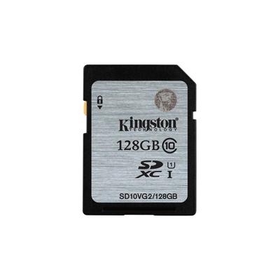 Kingston SDXC Class 10 เมมโมรี่การ์ด 128GB (SD10VG2)