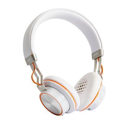 ชุดหูฟังบลูทูธ ขาว Remax 195HB