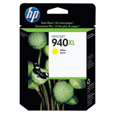 ตลับหมึกอิงค์เจ็ท HP 940XL (C4909AA) เหลือง
