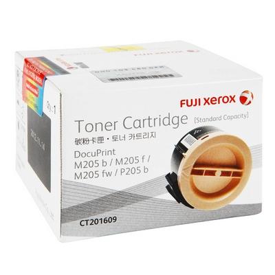 ตลับหมึกโทนเนอร์ ดำ 1K FujiXerox CT201609