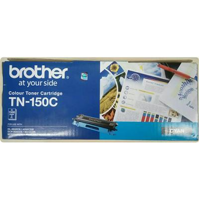 ตลับหมึกโทนเนอร์ TN-150C ฟ้า Brother