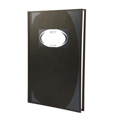 สมุดบันทึกช้าง 70 แกรม ดำ (แพ็ค3เล่ม) ตราช้าง HC-101