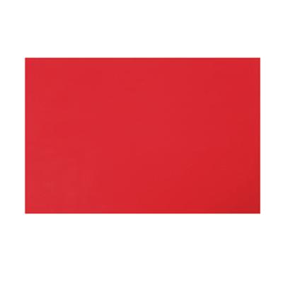 สติกเกอร์พลาสติก 53x70 ซม. แดง แพลนโก