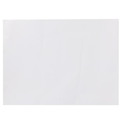 สติกเกอร์พลาสติก 53x70 ซม. ขาว แพลนโก