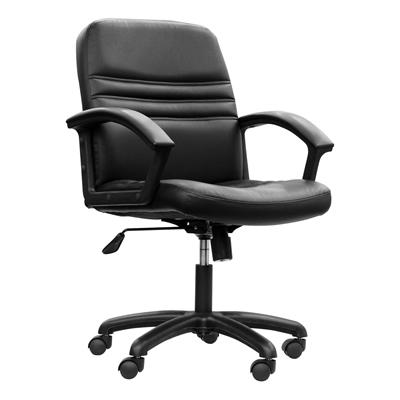 เก้าอี้สำนักงาน สีดำ MONO PK01/A