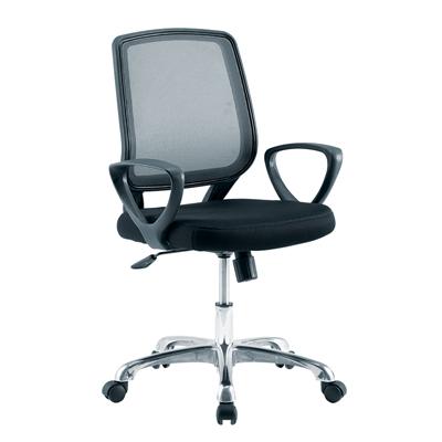 เก้าอี้สำนักงาน ดำ Zingular Irene ZR-1001