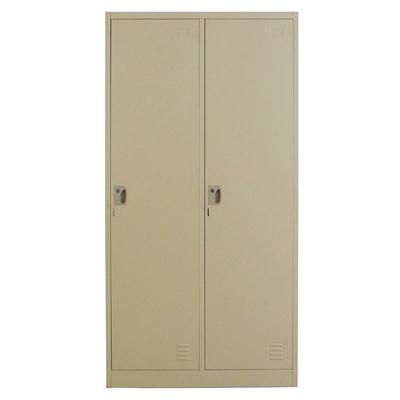 ตู้ล็อคเกอร์ 2 ประตู สีครีม Space Pro SPLK-6102