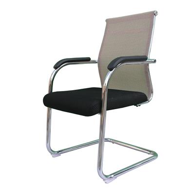 เก้าอี้สำนักงาน น้ำตาล-ดำ กรีนไลน์ GLC64A