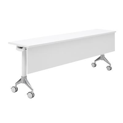 โต๊ะเทรนนิ่ง ขาว เฟอร์ราเดค G-TR2040M
