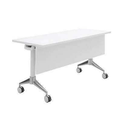 โต๊ะเทรนนิ่ง ขาว เฟอร์ราเดค G-TR1355M