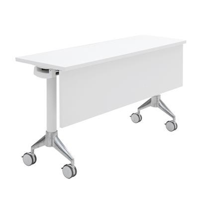 โต๊ะเทรนนิ่ง ขาว เฟอร์ราเดค G-TR1345M