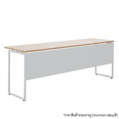 โต๊ะเทรนนิ่ง ขาว เฟอร์ราเดค ML-TR2155W
