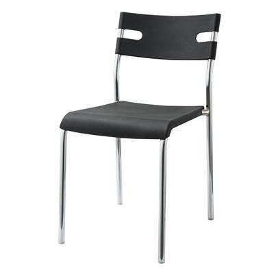 เก้าอี้เอนกประสงค์ ดำ โตไก iShare Chrome