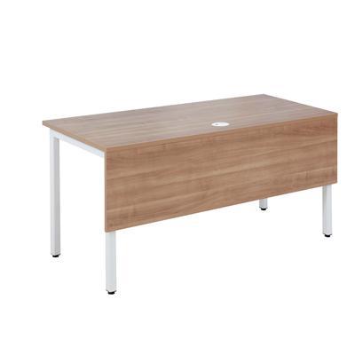 โต๊ะเทรนนิ่ง คาปู ขาขาว เฟอร์ราเดค QB-TR1560