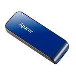 Apacer AH334 FlashDrive 8GB น้ำเงิน