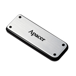 Apacer AH328 Flash Drive 16GB สีเงิน