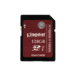 Kingston SDXC UHS-I U3 Memory Card 128 GB